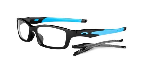 677ebcc392 Image Unavailable. Image not available for. Colour  Oakley Crosslink  Eyeglasses ...