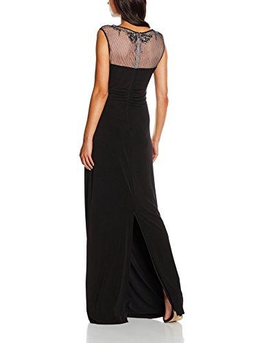 Vera Mont, Vestido para Mujer Negro (Jet Black 9042)