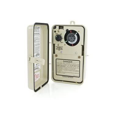 Intermatic PF1103T 1.5/3HP Freeze Protection Timer and Thermostat