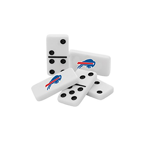 "MasterPieces NFL Sports Dominoes, Blue, 7.5"" X 2"" X 4.5"""