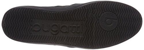 Bugatti 321502626900 Bugatti Enfiler Noir Baskets Schwarz 321502626900 Homme zfzqcwpZ