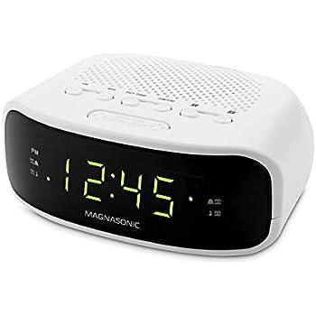 Amazon.com: Sony ICF-C318 Automatic Time Set Clock Radio ...