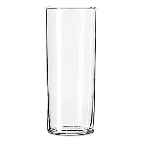 Libbey Straight Sided Zombie Glasses, 12Oz, 6