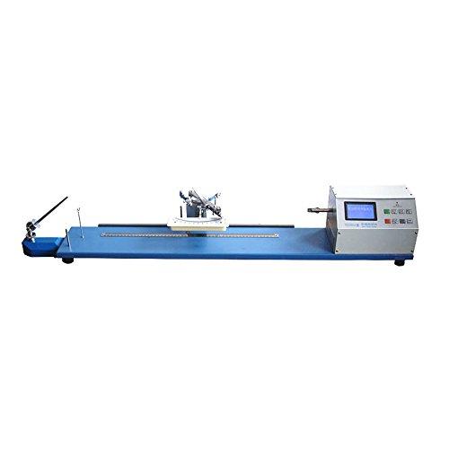 - Digital Yarn Twist Instrument Reeling Twist Tester Yarn Twist Testing Machine 220V