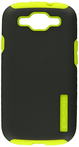 Incipio SA-304 Silicrylic Hard Shell Case with Silicone Core for Samsung Galaxy S III - 1 Pack - Retail Packaging - Dark Gray/Yellow (Samsung Galaxy S3 Incipio Case compare prices)