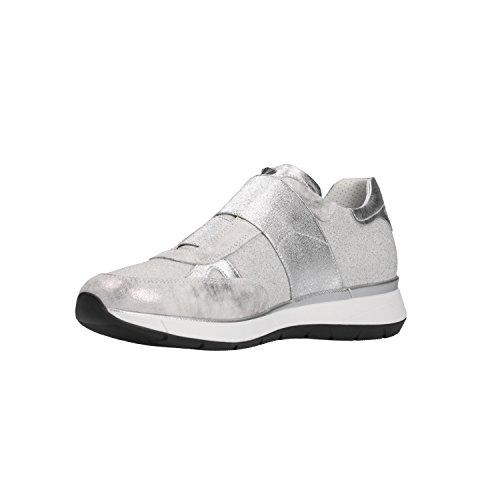 Sneakers Scarpe 5250 Slip Donna P805250d Nero Giardini On Acciaio CxqnFTz