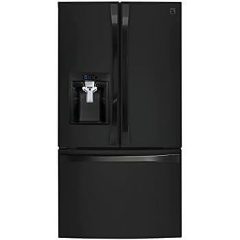 Amazon Com Kenmore 4675049 Smart 24 Cu Ft Counter Depth