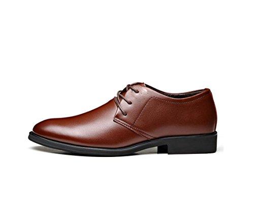 zmlsc Robe Chaussures Hommes Occasionnels Ronde Doux Point Point Sangle Saison Antidérapante Randonnée Plage Cachemire Couleur Sports Brown WDjM5Nm