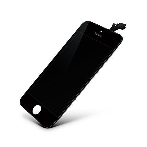 46 opinioni per iPhone 5c Schermo nero, Schermo di Ricambio di alta qualità con guida video