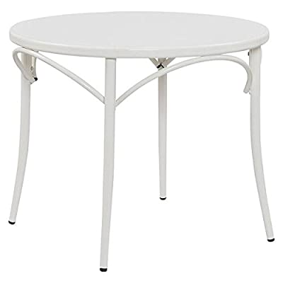 Ace Casual Kids Ellie White Bistro Table: Toys & Games