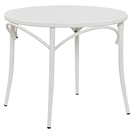 Ace Casual Kids Ellie White Bistro Table Ace Bayou - Toys 0154901