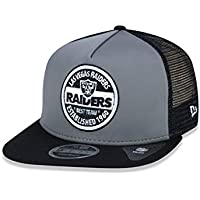 BONE 950 ORIGINAL FIT OAKLAND RAIDERS NFL ABA RETA SNAPBACK CHUMBO PRETO NEW  ERA fe91c3ae905