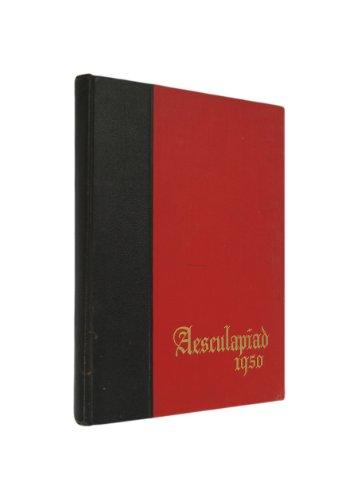 1950 Aesculapiad HARVARD MEDICAL SCHOOL Yearbook