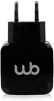 Carregador Kindle WB - Ultra Rápido Qualcomm 3.0 Preto