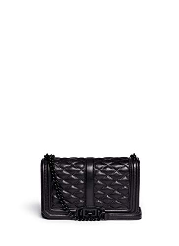 Rebecca Minkoff Love Cross Body Bag, Black, One Size