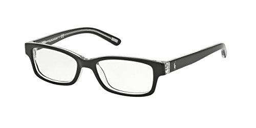 Polo PP8518 PP8518 Eyeglass Frames 541-46 - BlackCrystal
