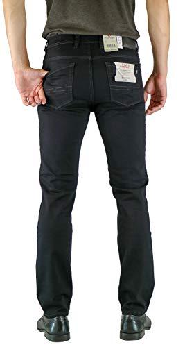 Sportivi 6187 Pantaloni Schwarz Pionier 2079 Basic 00 Uomo w15qnBFY
