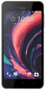 HTC Desire 10 Pro D10i 64GB Royal Blue, 5.5 Inch, Dual Sim, GSM Unlocked International Model, No Warranty
