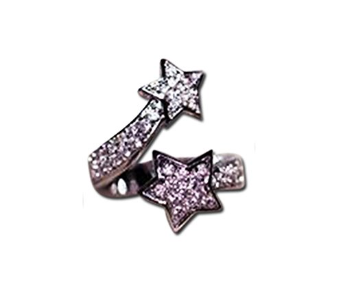 Beautiful Star Light, Star Bright Ring - 0.6