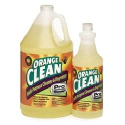 Orange Clean Pro Cleaner And Degreaser