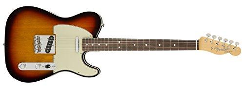 Fender American Original '60s Telecaster Electric Guitar 3-Color - 60s Custom Telecaster