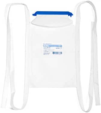 MediChoice Ice Bags, Clip Closure Large, 1314IB1003 (Box of 25)