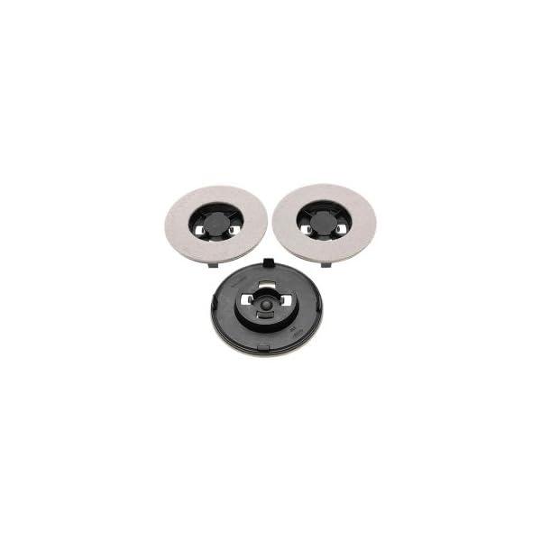 Hoover Floor Polishers Z9 Soft Bristle/ Felt Pad, Pack of 3