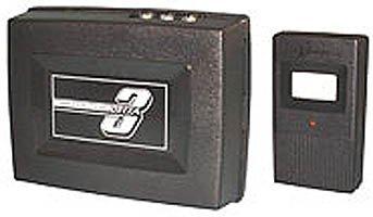 Linear - Garage Door Opener Receiver and 1 Remote Kit - Delta 3 Transmitter Remote Opener