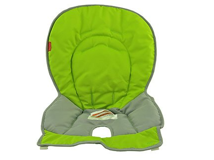 Fisher-Price 4-in-1 Total Clean High Chair Replacement Pad Cushion (DKR72) GREEN