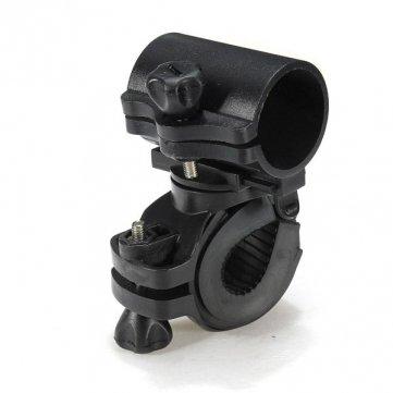 Support fixation vélos Qualité de Support Haute Bike antidérapant torche LED lampe pince qAYx4Fn7