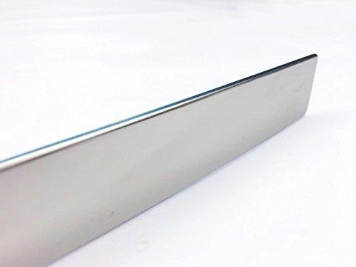 arri/ère en acier inoxydable Queue Gate Moulage Coque Trim 1 pcs pour Accessoire de voiture RNCP