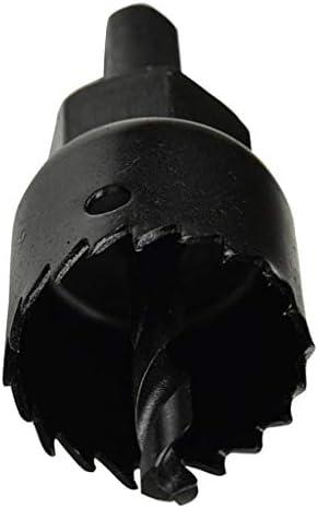 Generic 4ピース/個炭素鋼の穴ソードリルビットセット、直径切削サイズ32 Mm、38 Mm、45 Mm、54 Mm、パイロットドリル付き