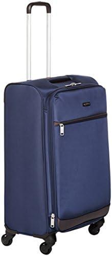 AmazonBasics Softside Spinner Luggage Suitcase product image