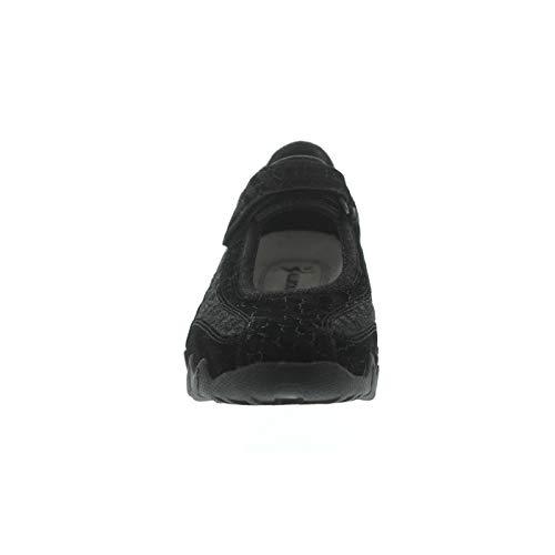 Women's 1 soft Shoes Diamonds 84 Mephisto Running Black Velvet Black Competition Niro H Black dUT7Cq