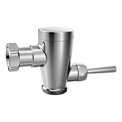 Moen 8312MR0125 Commercial M-Dura Urinal Retrofit Kit .125 GPF, Chrome