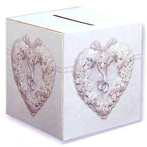 Discontinued Wedding Card Box Green