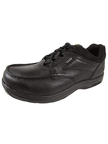 Dunham Men's Exeter Low Casual Oxford, Size: 9 Width: 6E Color: Black ()
