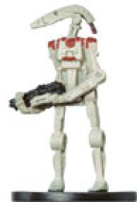Star Wars Miniatures: Security Battle Droid # 46 - Clone Strike