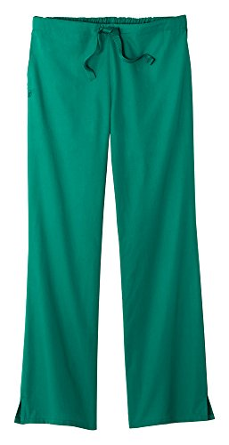Trust Your Journey F3 Fundamentals by White Swan Women's Professional Scrub Pant Small Hunter Green from Trust Your Journey