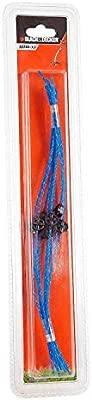 BLACK+DECKER A6486-Xj - Pack de 3 Bobinas de Hilo Para Desbrozadora y Cortabordes + A6489-Xj Cortaborde Eléctrico de Jardín, 2,4Mm