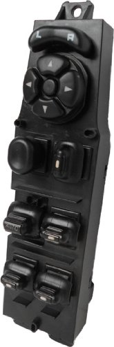 - SWITCHDOCTOR Window Master Switch for 1997-2001 Jeep Cherokee