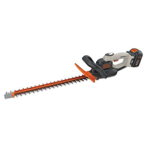 Black & Decker Hedge Trimmer - BLACK+DECKER LHT360CFF 60V Max Powercut 24
