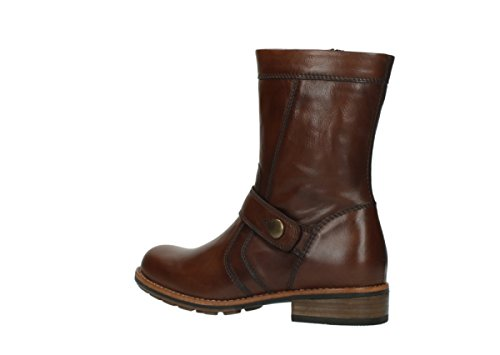 Wolky Cognac Leather nbsp;mason Bottes 04431 Comfort 20430 Xqw7rXz