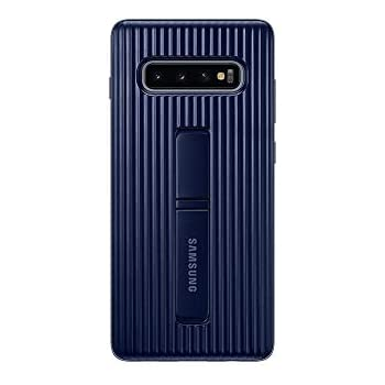 brand new d21a7 9fb45 Samsung Galaxy S10+ Rugged Protective Case with Kickstand, Blue