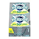 Eclipse Sugar Free Gum, Polar Ice, 8 pk by Eclipse