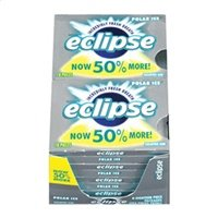 Eclipse Sugar Free Gum, Polar Ice, 8 pk by Eclipse