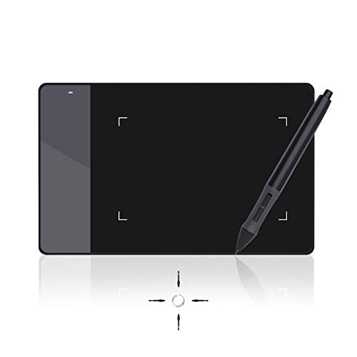Huion 4 x 2.23 Inches OSU Tablet Graphics Drawing Pen Tablet - 420 (Huion H420 Usb Graphics Drawing Tablet Board Kit)