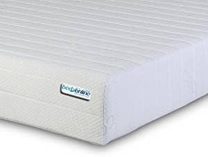 BEDZONLINE Memory Foam Mattress Single