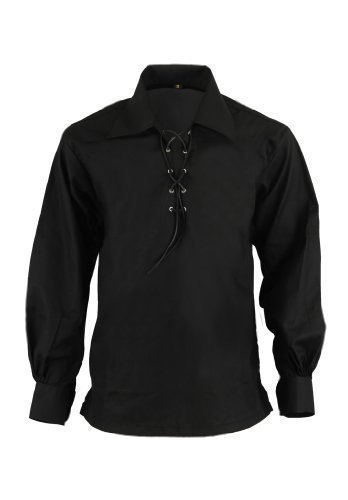 Hamilton Kilts - Kilt Hemd Schottisch Hochland Jacobite Jacobean Ghillie