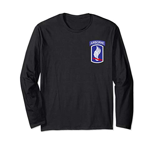 173rd Airborne Brigade Army Combat Team Patch Long Sleeve ()
